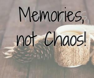 Memories, not Chaos keynote speaker