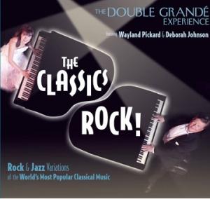 Classics Rock-Double Grande- Deborah and Wayland