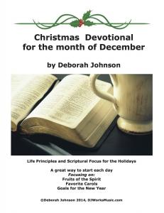 Christmas Devotional Title