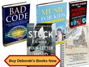 Deborah Johnson Books