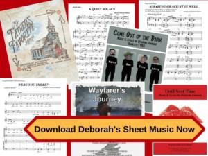 Deborah Johnson Sheet Music