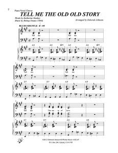 Printable Sheet Music3
