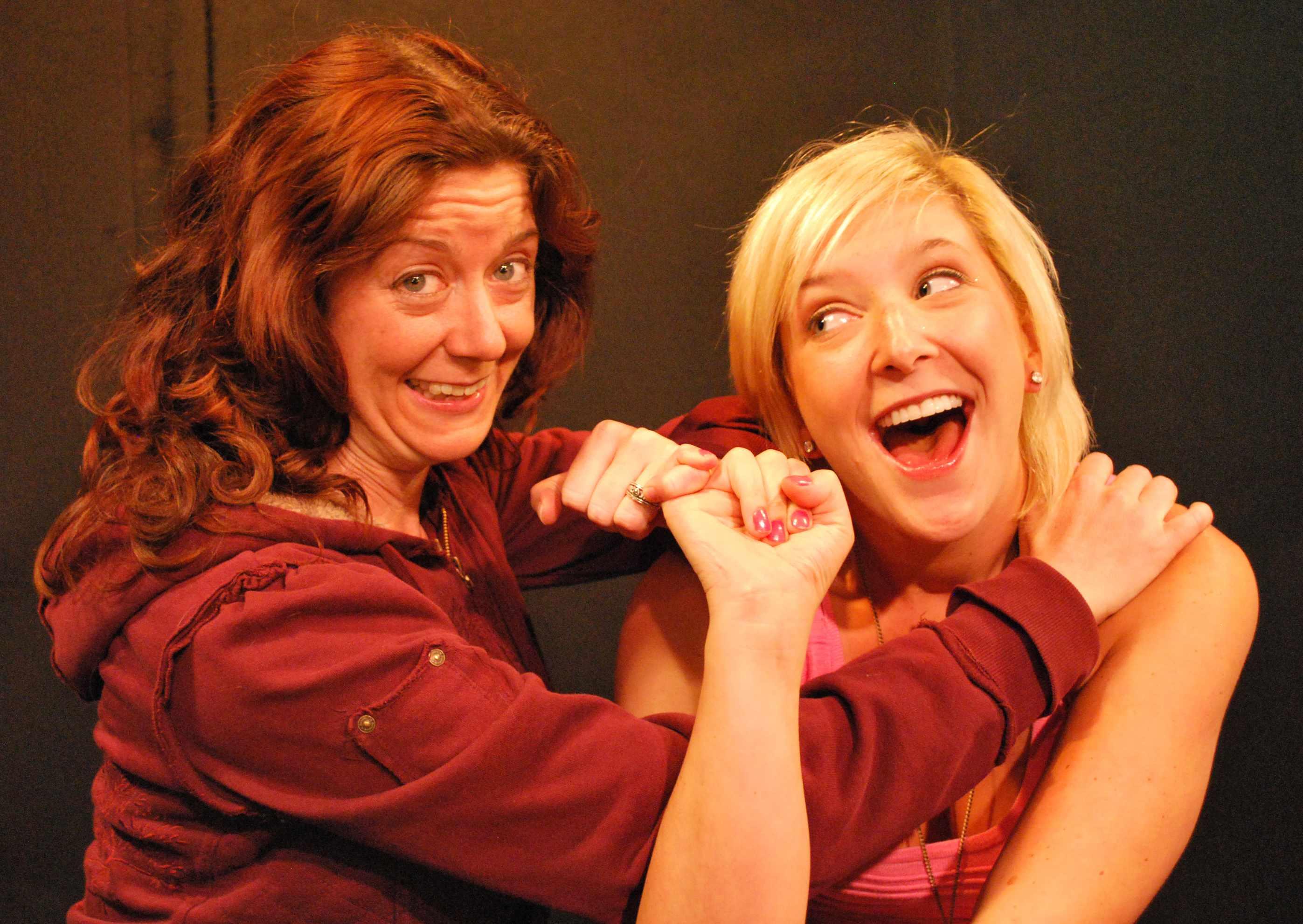 Ann and Lacey-Stiltz