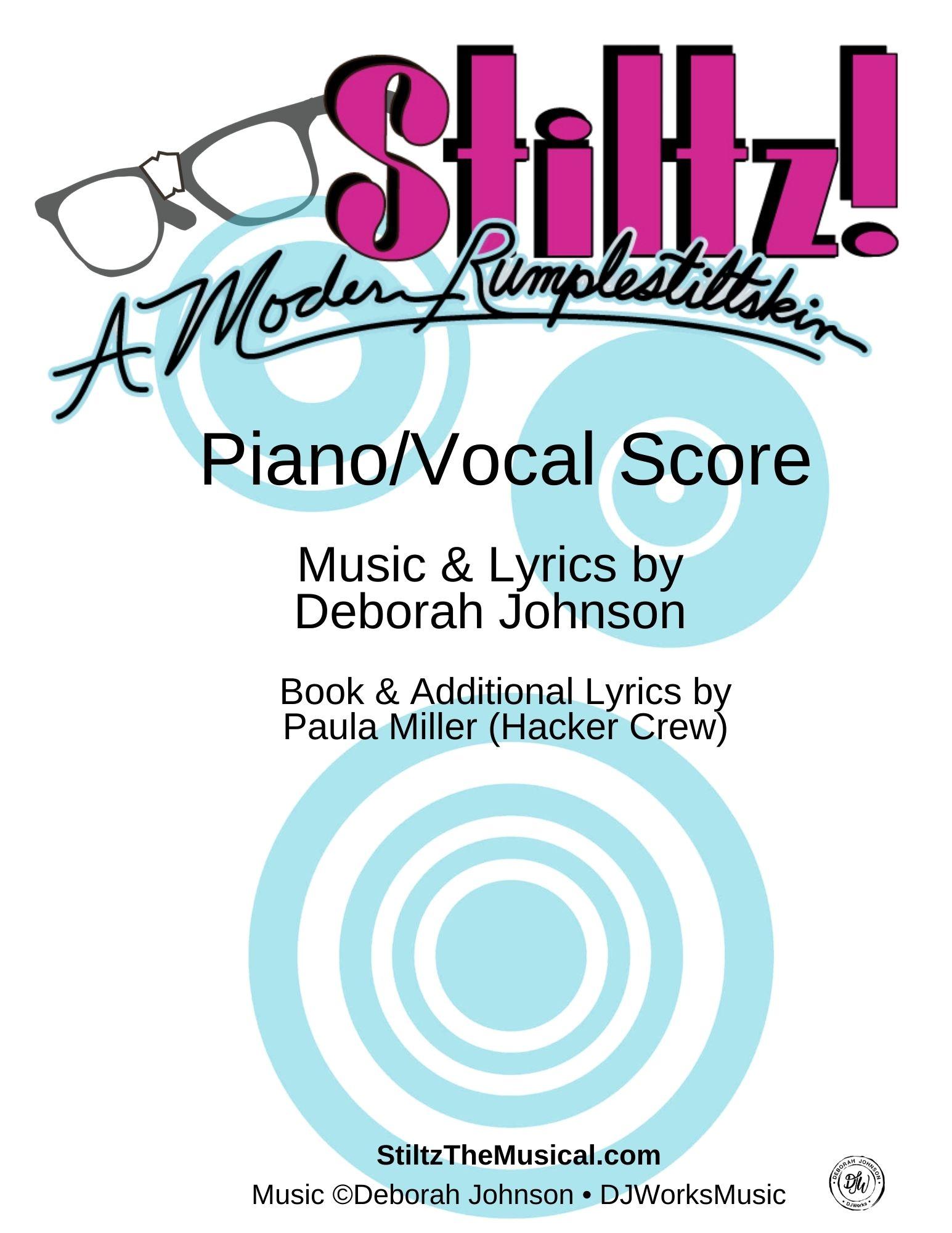 Stiltz the Musical Book-Deborah Johnson