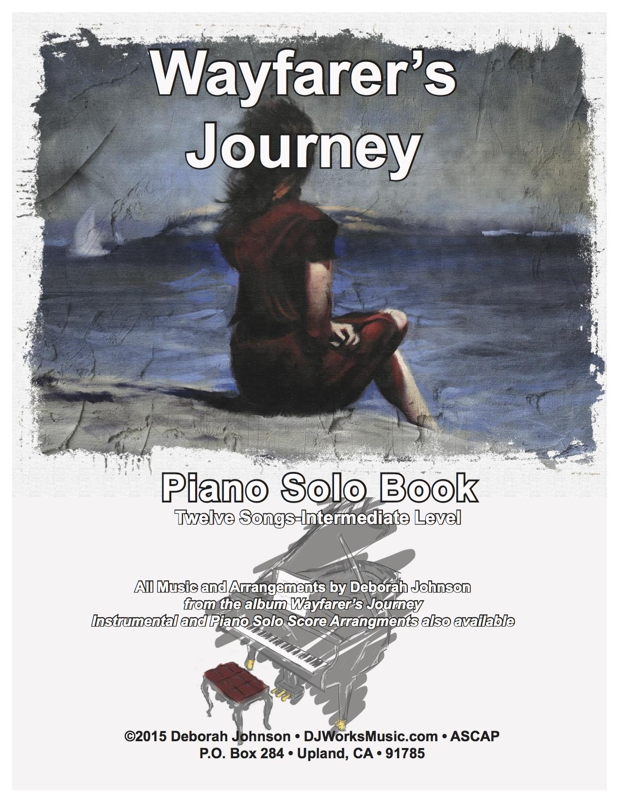 Wayfarers Journey Book Cover-Deborah Johnson