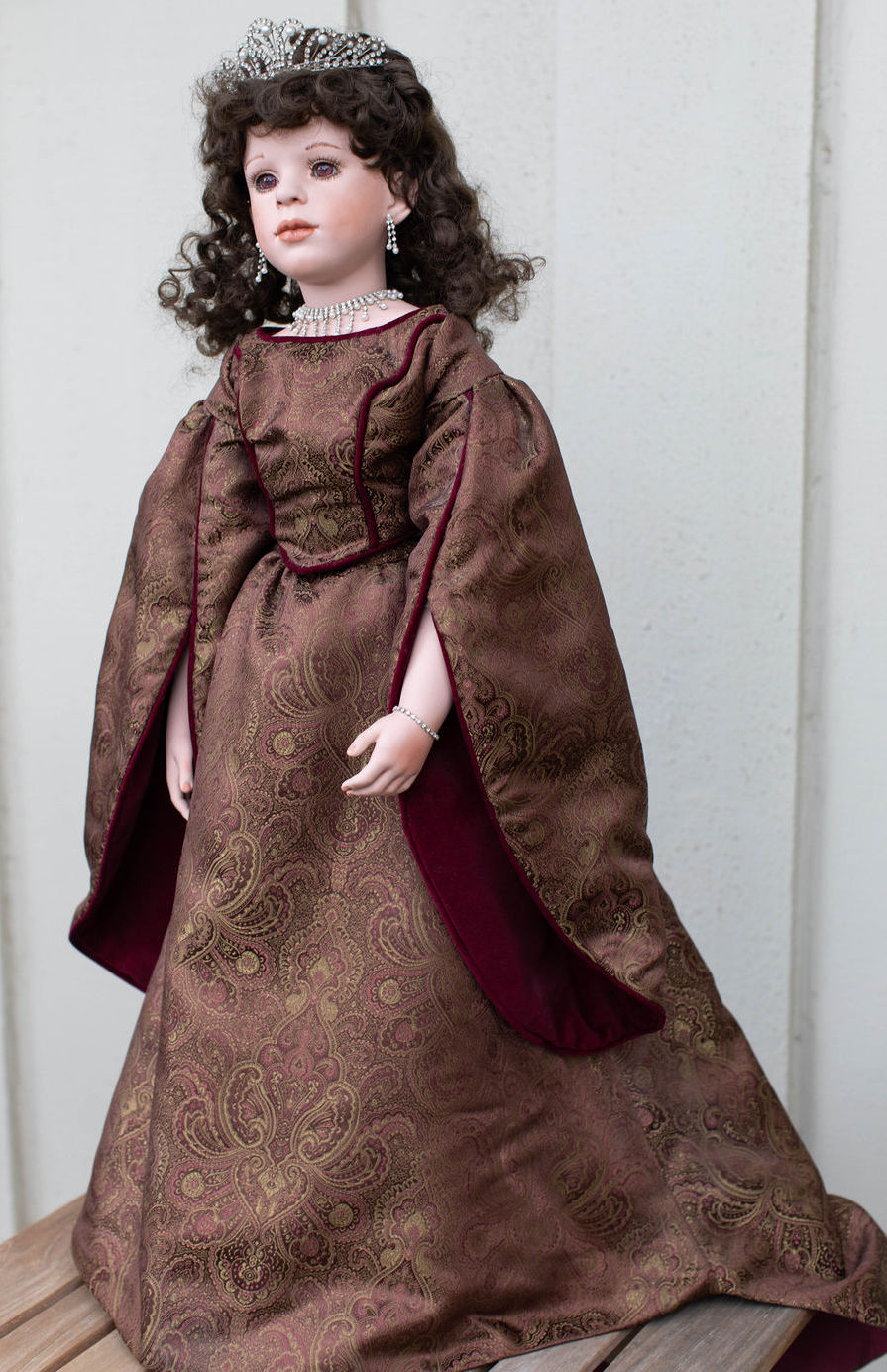 Tsarina Doll-Deborah Johnson-3